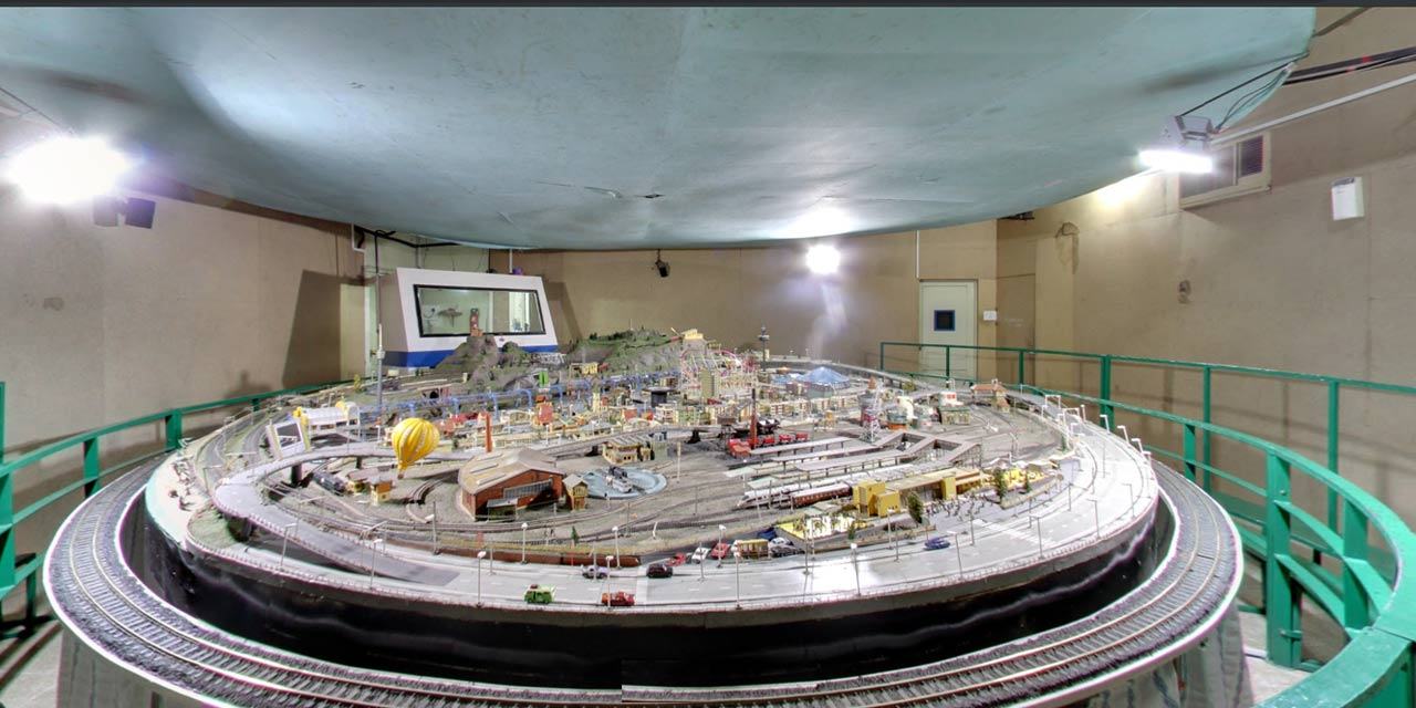 Joshi's Museum of Miniature Railways, Pune Tourist Attraction