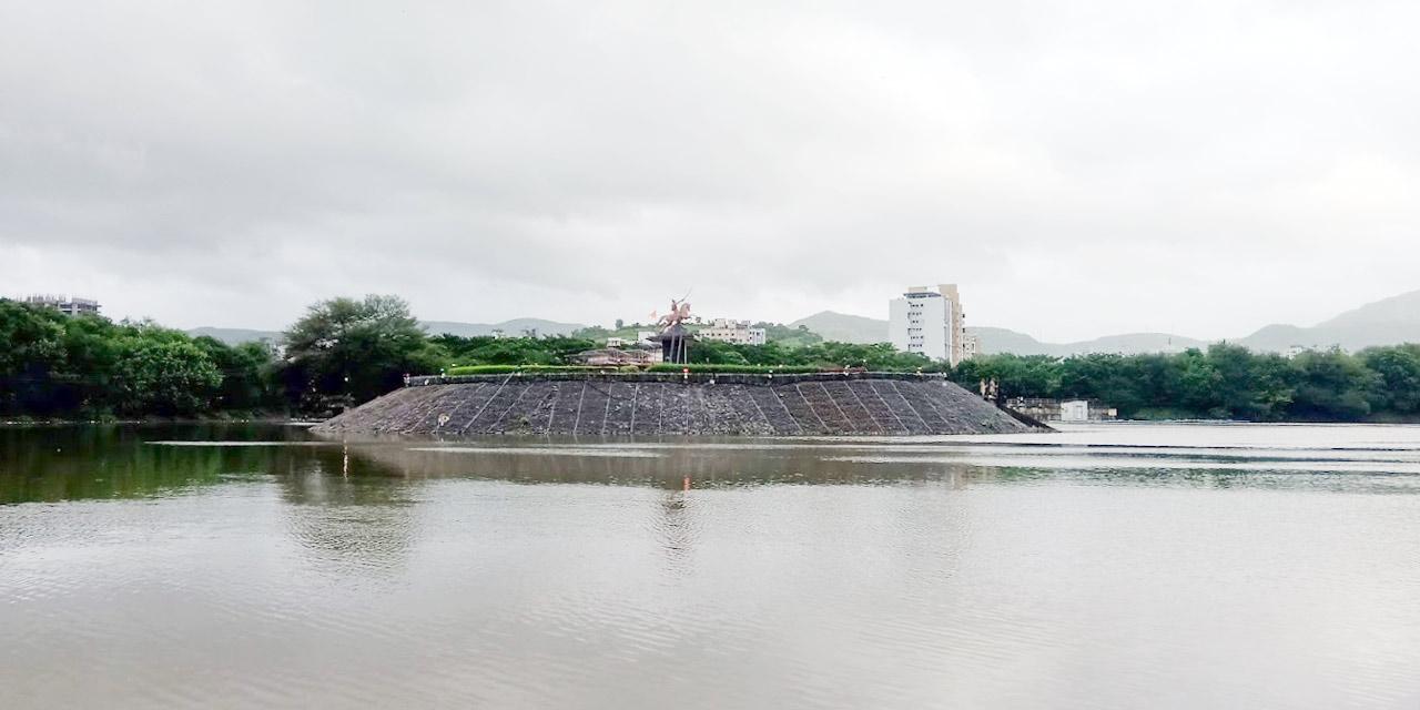 Image result for katraj lake