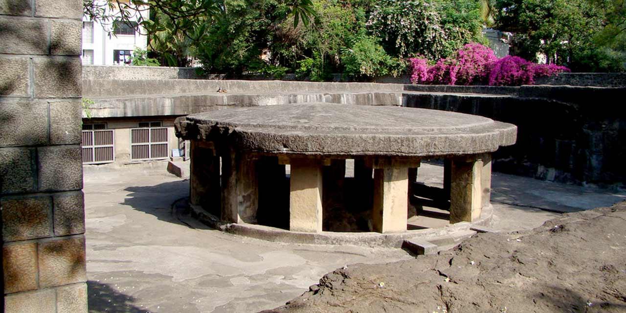 Pataleshwar Cave Temple-pune to mumbai cab