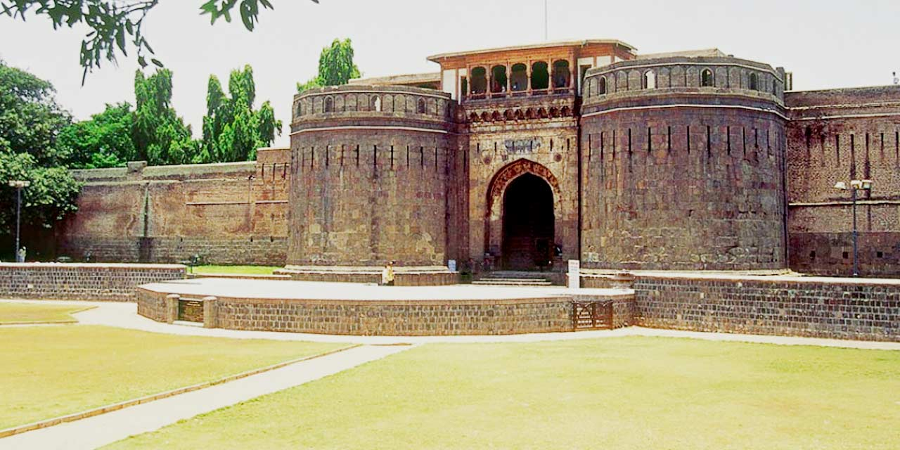 Image result for SHANIWAR WADA PUNE