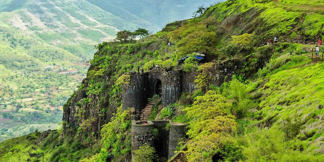 Sinhagad fortress
